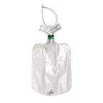 Aerosol Drainage System, Drainage Bag with Y Adapter, Plastic Chain, Drainage Port, Disposable