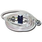 Ventilator, Jet, Manual, Reusable, Portable, On/Off Valve, 4 ft Tubing, 6 ft hose, >50 PSI