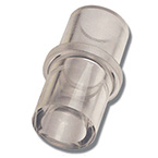 Adapter, Adult, Single Patient Use, 15 mm ID x 22mm OD x 15 mm ID x 22 mm OD, Polystyrene Butadiene