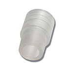 Reducing Connector, Silicone Rubber, Autoclavable, 22 mm ID x 15 mm ID