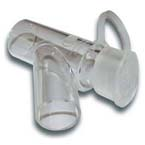Inline Aerosol Tee Adapter, for use with Combivent Respimat Inhaler