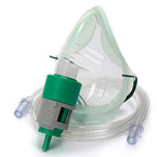 "Silente EcoLite Adjustable Venturi Mask Kit with 1.8m Tube, Adult<span style=""color:#FF0000;font-weight:bold;padding-left:5px;"">*Non-Returnable*</span>"