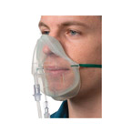 ETCO2 Mask, Sentri, Nose Clip, Adult