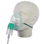 Nebulizer Mask Kit, Eco, Cirrus™2, Adult, Oxygen Tube