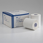 Tape, Waterproof, Kendall, White, 1 in. wide, 10 yard rolls