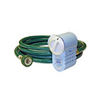 Entrainment Mixer, Air, Oxygen, Green Hose, DISS Fitting, Newport, HT70