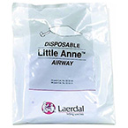 Airway, Little Anne, Complete, Non-Rebreathing, Disposable, One-Way Valve, Package of 24