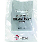 Airways, Resusci Baby, Disposable, Non-Rebreathing, One-Way Valve