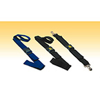 Strap, Spineboard, BaXStrap, Premium, w/Speed Clip Ends.