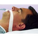 Endotracheal Tube Adhesive Securement Device, Silk, Peel-Off Backing