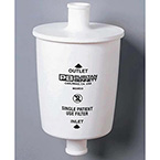 Exhalation Bacteria Filter, SPU, Disposable