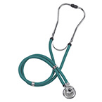 Stethoscope, Sprague Rappaport, MABIS, Teal, Adult