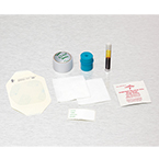 IV Start Kit, Prep Pad, PVP Ampule, 2 Gauze Sponges, Transparent Dressing, Tape, Label, Tourniquet