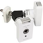 Quick Connect Wye, Vacuum, Chemetron, Wye Block Assembly, 2 Chemetron Couplers