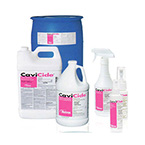 Surface Disinfectant/Decontaminant, CaviCide, Intermediate-Level Cleaner, 2.5 Gallon