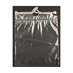 Drawstring Bag, Mini, Clear, 8 x 10-in