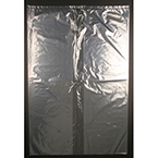Equipment Cover, Clear Plastic, Boxed, 12in x 8in x 21in