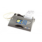 Spirometer, Alpha, Desktop, Color Display, Internal Printer, Rechargable, Autoclaveable Flow Head