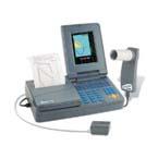 Spirometer, Spirolab III, SpO2 Oximeter, Diagnostic, Printer, USB, Bluetooth, Software, Carry Case