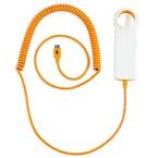 Mini Flowmeter, w/ Cable, w/o Turbine, Use With SpiroLab (New)