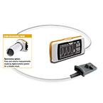 Spirometer, Spirodoc, w/Pulse Oximeter