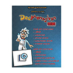 Doc Monaghan®, Teaching Kit, DVD, AeroBear™, Asthma Management, Pediatric, English/Spanish