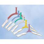 Endotracheal Tube Holder, NeoBar, Pediatric, Hydrocolloid Adhesive Tabs, Jumbo, Clear