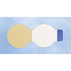 Tubing and Cannula Holder, EZ-Hold, Gentle Hydrocolloid Base, Secure Positioning Flaps, Mini