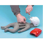 Lung Mouth Protection Bag, Baby Buddy, Use with Infant, CPR Manikin