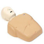 Face Shield/Lung Bag, CPR Prompt, Adult/Child, Training, Insertion Tool