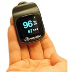Pulse Oximeter, Finger, Nonin Connect Elite