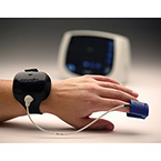 Patient Module, Avant 4100, Wrist-Worn, 8000AA-WO Sensor, 4.4 oz w/Batteries