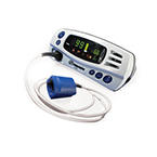 Pulse Oximeter, 7500, Tabletop, LED Display, w/8500SL Finger Sensor, CD Manual, Power Cord