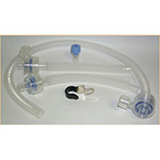 Ventilator Circuit, CAREvent, for Transport Ventilator, Disposable, Expandable Tubing, 12  to 36-in