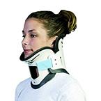 Collar, Extrication, NecLoc, 2-Piece Clamshell, Ergonomic, Single Patient Use, Stout