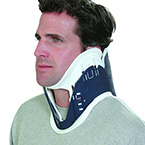Extrication Collar, Patriot, One-Piece, Adult, Adjustable, 11 to 23-in