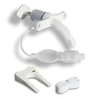 Tube, Tracheostomy, Bivona TTS, Cuffed, Straight Neck, Neonatal, Size 4.0 mm, 6.0 mm OD, 36 mm Length