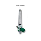 Flow Tube, for 6MFA Series Flowmeters, Glass, 200 cc, Replacement