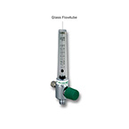 Flow Tube, for 1MFA3001 Series Flowmeters, Glass, 0-3 LPM, Replacement