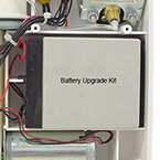 Battery Upgrade Kit, for PM65 Series Easy Go Vac Aspirator