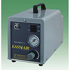 Air Compressor, Easy Air 15, AC Unit, Pressure Gauge, J Bracket, Hospital Grade Cord