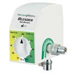 Oxygen/Air Blender, High Flow, with Manifold
