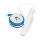 Spirometer, Orbit, w/Starter Kit, Software, Mouthpieces, Noseclips
