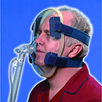 Headgear, for Total Face Mask, Accessory Part, Reusable
