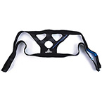 Head Strap, for Contour Deluxe Nasal Mask, Small and Medium/Large Sizing Gauge, Single-Patient-Use