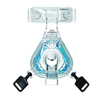 Mask, Nasal, ComforGel Blue, w/Premium Headgear, Medium