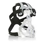 Face Mask, AF531, NIV, Large, Full Face, Leak 1 Entrainment Elbow, CapStrap Headgear