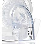 Elbow, Leak 1, Entrainment, AF531 NIV Mask