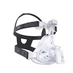 Face Mask, AF541, EE Leak 1 Elbow, Four Point Headgear, Large