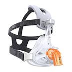 Face Mask, AF541, EE Leak 2, CapStrap Headgear, Large
